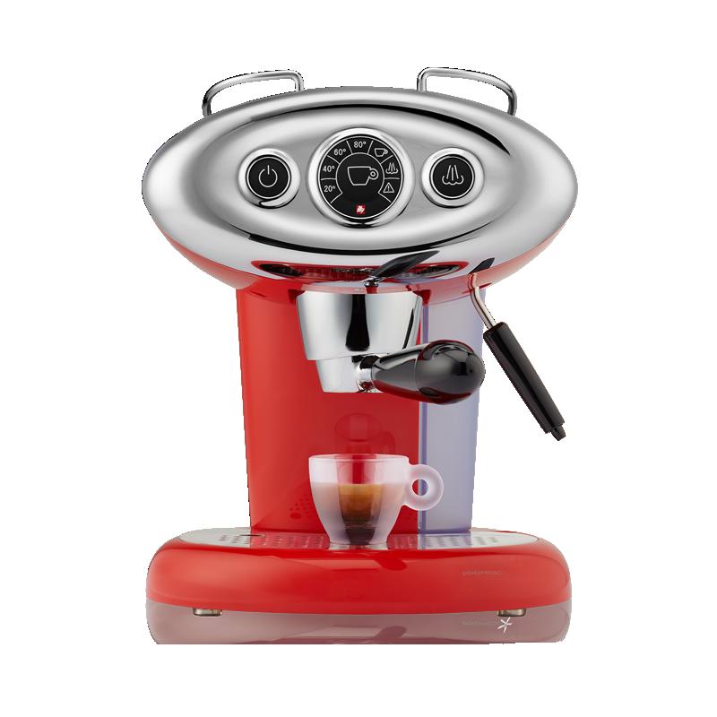 X7.1 - Macchina da Caffè Iperespresso rossa