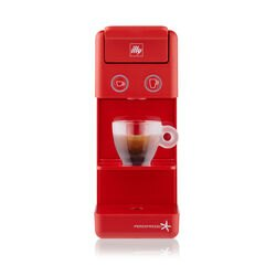 Y3.2 iperEspresso Espresso & Coffee Machine - Red