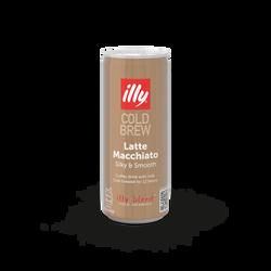 Cold Brew ijskoffie Latte Macchiato