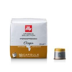 Arabica Selection Äthiopien - 18 Kaffeekapseln
