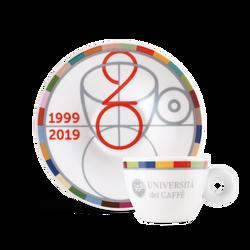 Università del Caffè 20° anniversaire tasse espresso