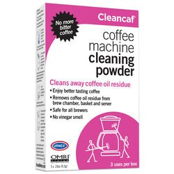 Cleancaf Cleaner Descaler