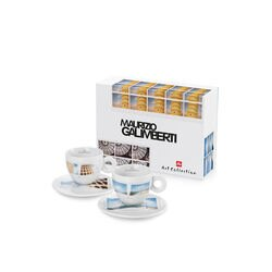 Maurizio Galimberti illy Art Collection Cappuccino Cups