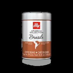 Café en grains Arabica Selection Brasile