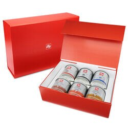 Variety iperEspresso 6-Pack Gift Set front view