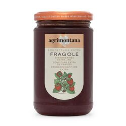 Agrimontana Strawberry Jam