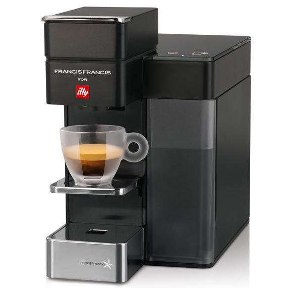 ILLYMacchina Caffè Y5 Iperespresso a Capsule Espresso Caffe 220V