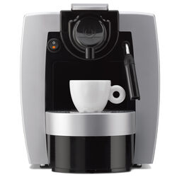 Mitaca POD1 Silver Espresso Coffee Machine front view
