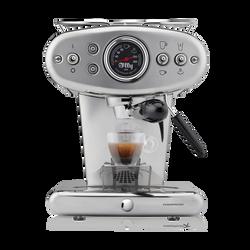 illy X1 iperEspresso Anniversary Machine - Espresso & Coffee - Stainless Steel - Glass Espresso Cup