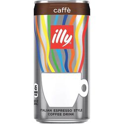 Ready to Drink - Coffee - Case of Twelve 6.8oz Cans - illy