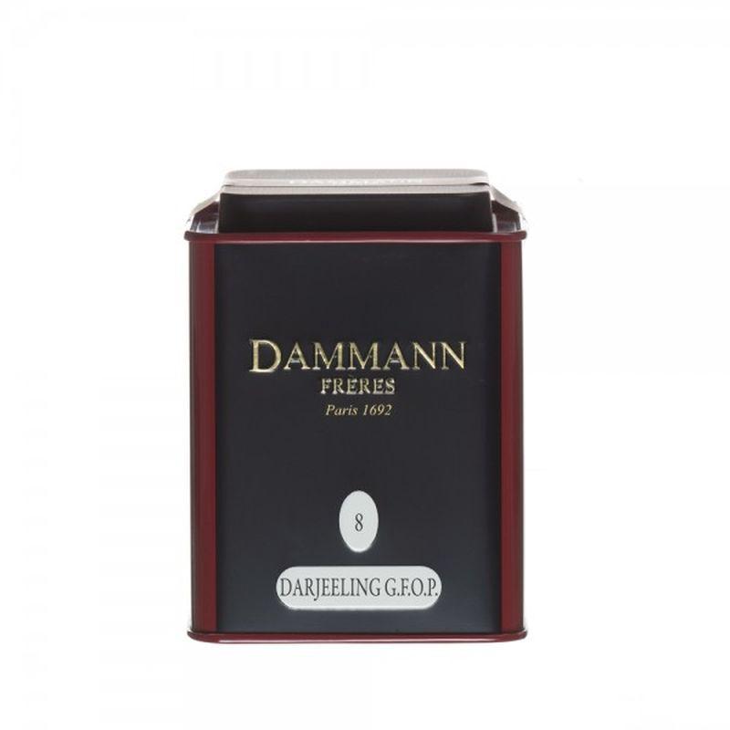 Dammann® Darjeeling G.F.O.P Loose Tea - 3.52oz Tin - illy