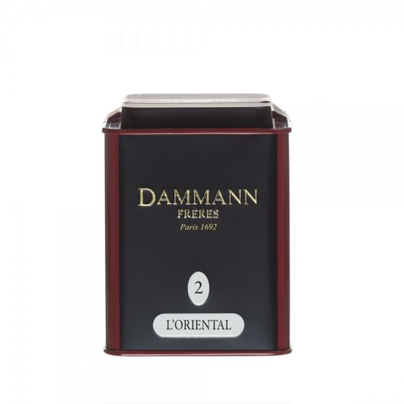 Dammann® L'Oriental Loose Tea - 3.52oz Tin - illy
