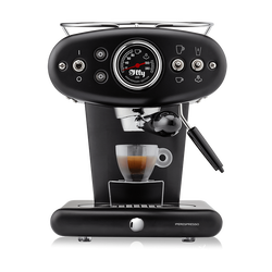illy X1 iperEspresso Anniversary Machine - Espresso & Coffee - Black - Glass Espresso Cup