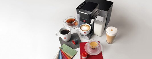 Multi Beverage Machines for brewing coffee, espresso, latte and cappuccino.