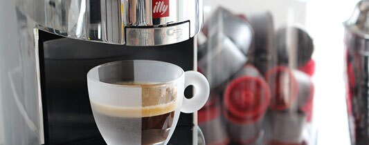 Italian Espresso Machines and iperEspresso Capsules