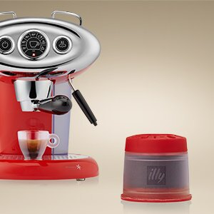 Machines à café à capsules iperEspresso à portion individuelle