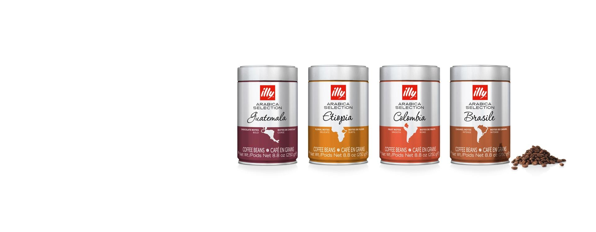illy Best Selling Coffee and Espresso and iperEspresso capsules
