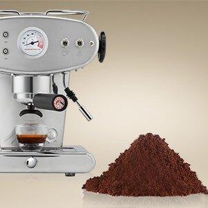 Macchina caffè macinato espresso, capsule, cialde – illy Shop