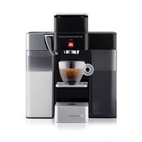 Complimentary Francis Francis Y5 Espresso and Coffee Machine with Machine & Coffee Capsule Delivery Plan