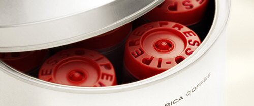 Espresso and Coffee Capsules For illy IperEspresso Capsule System