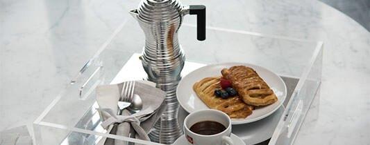 Moka Pot Stovetop Espresso Maker for Gourmet Italian Espresso
