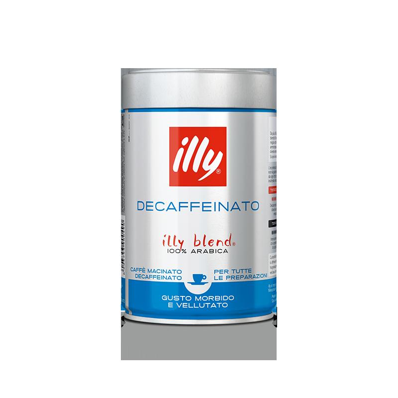 Caffè Macinato Espresso DECAFFEINATO