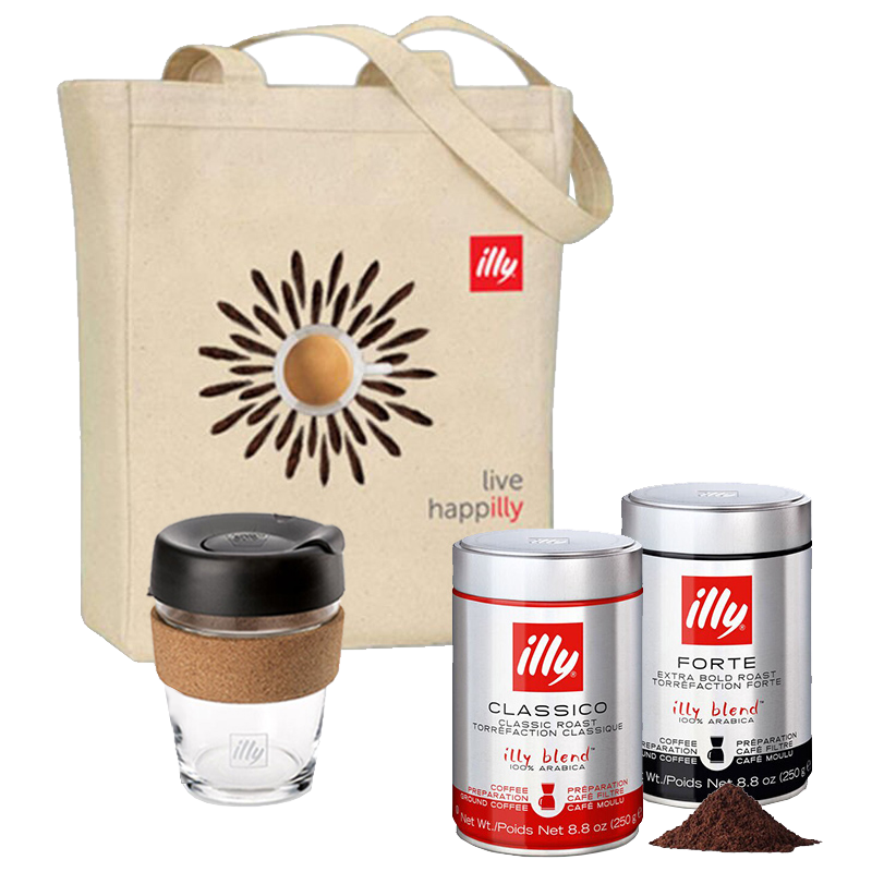 illy On-the-Go Bundle