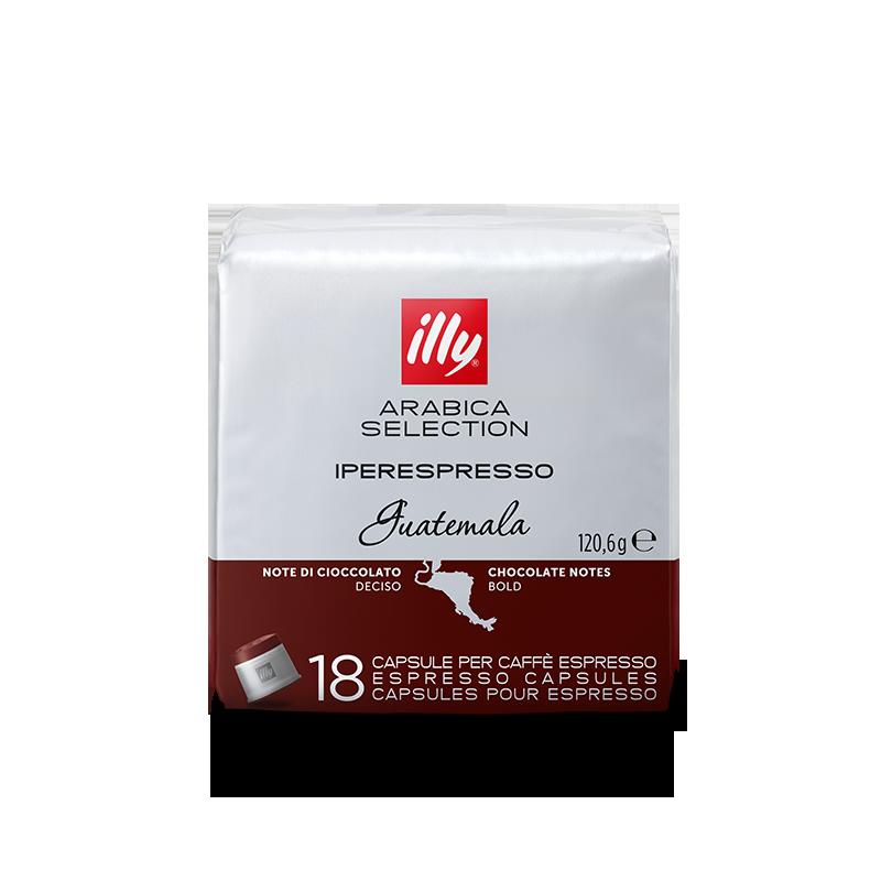 Café en capsules Iperespresso Arabica Selection Guatemala