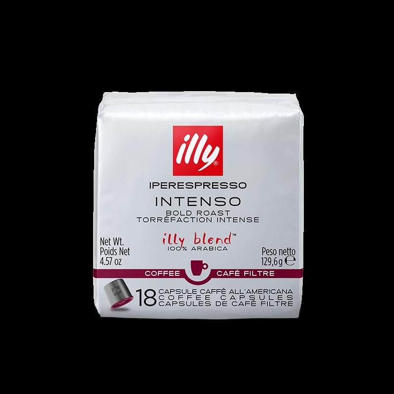 iper Coffee Capsule Cube Intenso- Dark Roast