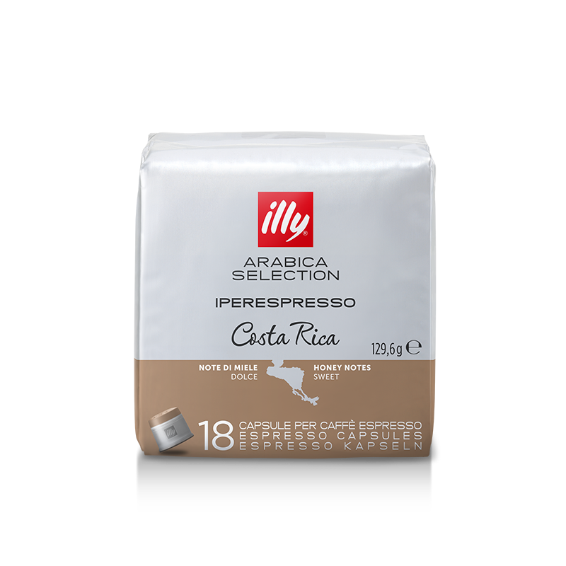 Caffè in Capsule Iperespresso Arabica Selection Costa Rica