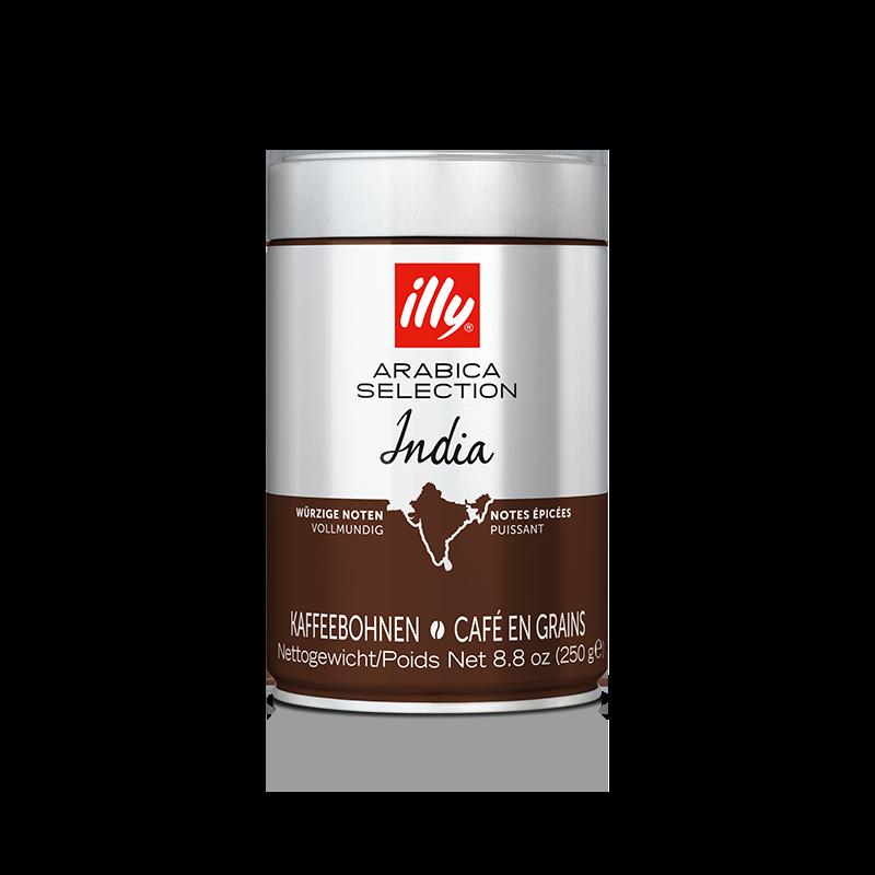 Café en grains Arabica Selection Inde