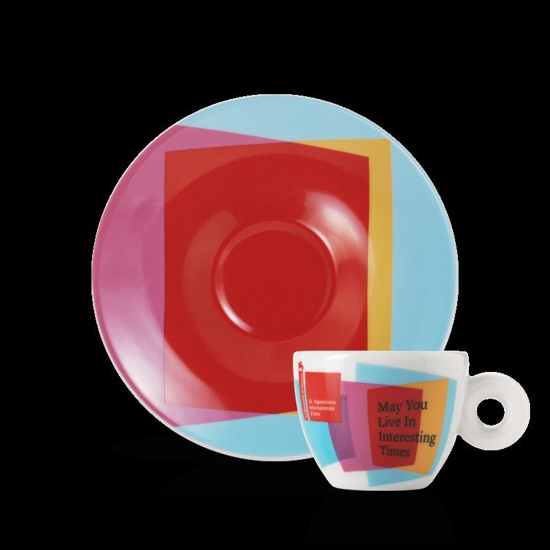Tazzina da caffè Biennale Arte Venezia 2019