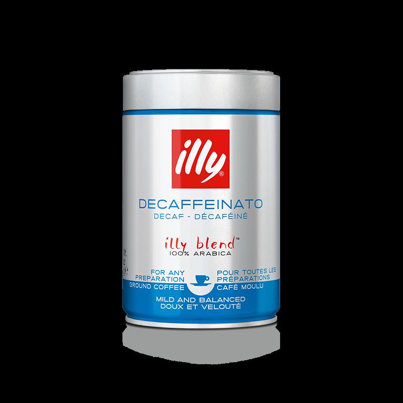 Gemahlener Espresso DECAFFEINATO - entkoffeiniert