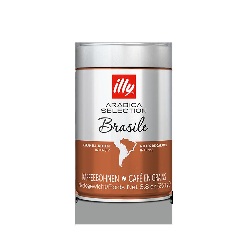 Café en grains Arabica Selection Brésil