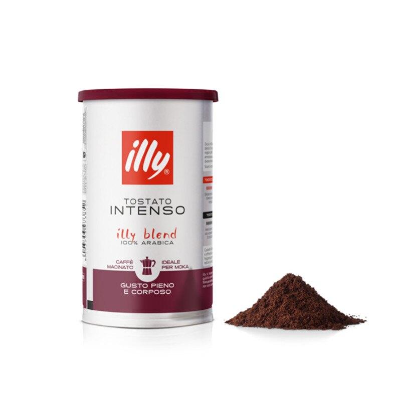 Caffè macinato per moka: 4 barattoli