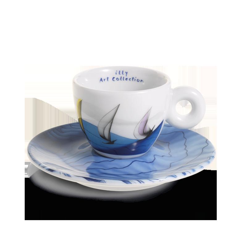 Tasse à espresso Ron Arad - Barcolana 2021