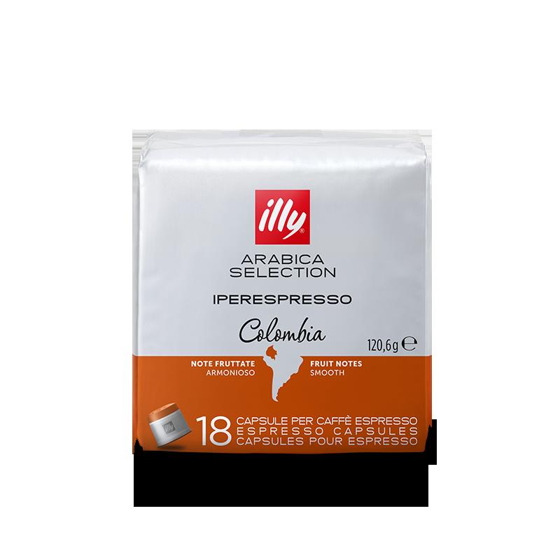 Café en capsules Iperespresso Arabica Selection Colombie