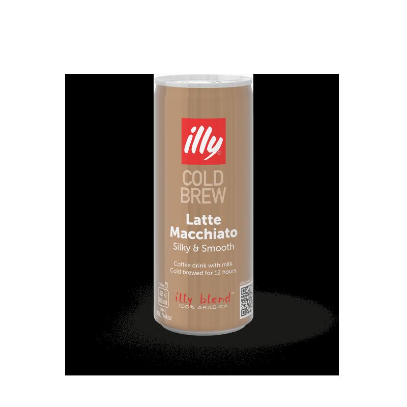 Caffè Cold Brew Latte Macchiato - illy Ready to Drink