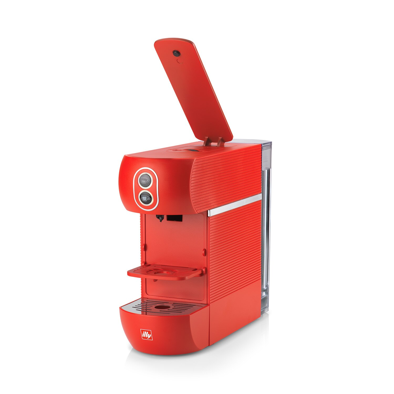 Bundle macchina da caffè rossa+12 confezioni cialde E.S.E. classico