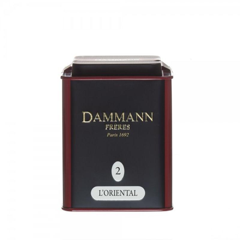 Dammann® L'Oriental Loose Tea - 3.52oz Tin - illy