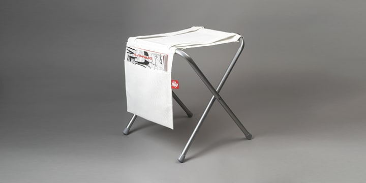 illy in Biennale con 1500 illychair