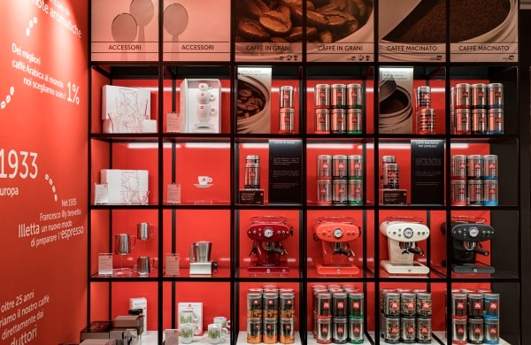 illy shop