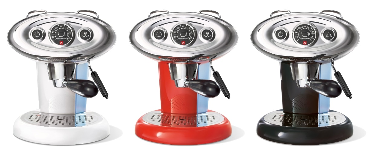Macchina caffè capsule Iperespresso X7.1 illy