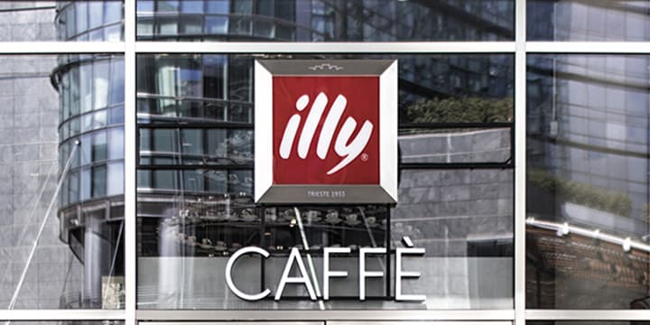 illy caffè bar franchising