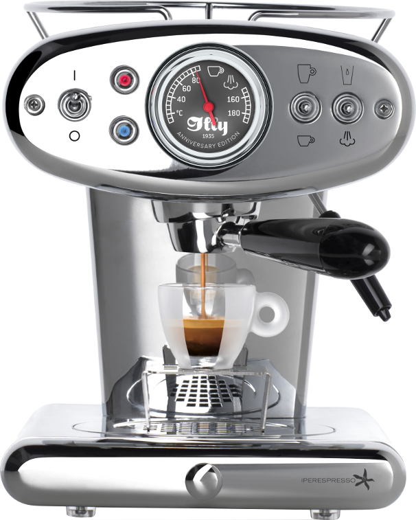 Espresso coffee machines at home from illy