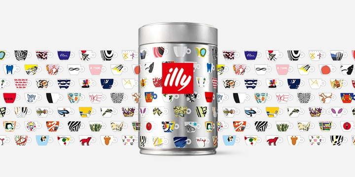Il nuovo barattolo illy Art Collection